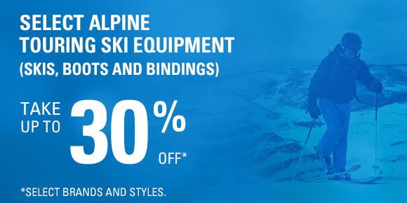 Alpine touring Ski Equipment