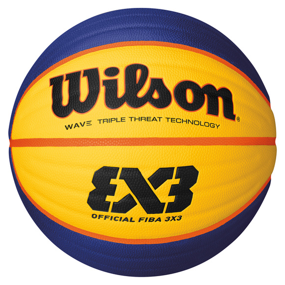 Fiba 3 X 3 Game Ball - Basketball