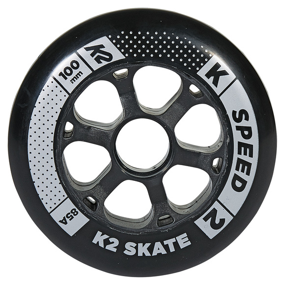 Speed 100 mm/85A - Inline Skate Wheels (Pack of 4)