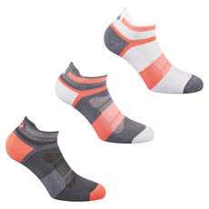 Quick Lyte No Show - Women's Cushioned Ankle Socks (pack of 3)