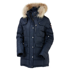 Serena - Women's Down Hooded Jacket