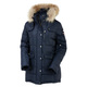 Serena - Women's Down Hooded Jacket    - 0