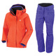 Rise - Women's Winter Pants And Jacket - 0