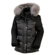 Harper - Women's Down Hooded Jacket  - 0