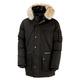 Benny - Manteau à capuchon en duvet pour homme  - 0