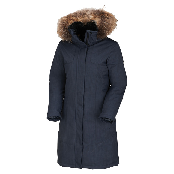 Kimberly - Women's Hooded Jacket