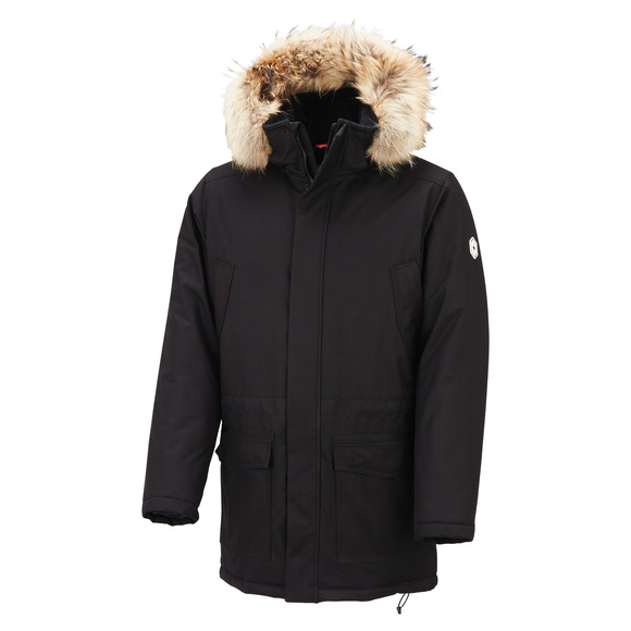 Will - Men's Hooded Jacket