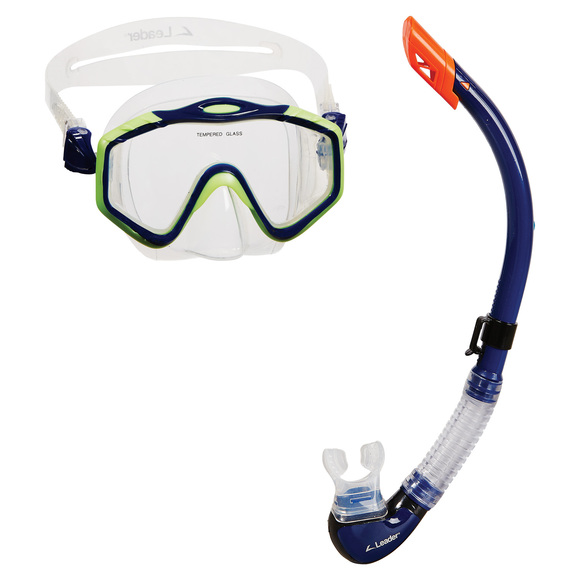 Majorca Combo - Adult Mask And Snorkel