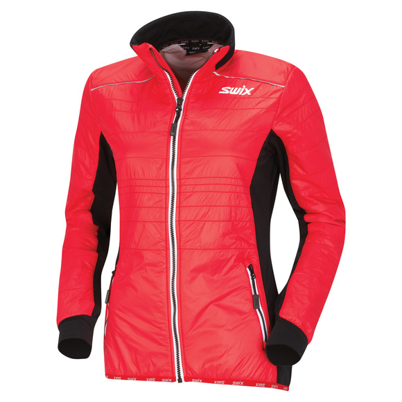 Menali 2 W - Women's Insulated Quilted Jacket