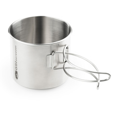 Glacier - Stainless Steel Cup (18 oz)