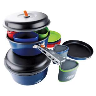 Bugaboo Camper - Batterie de cuisine pour 4 personnes