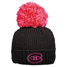 Cuffed Pom - Women's Tuque - Montreal Canadiens