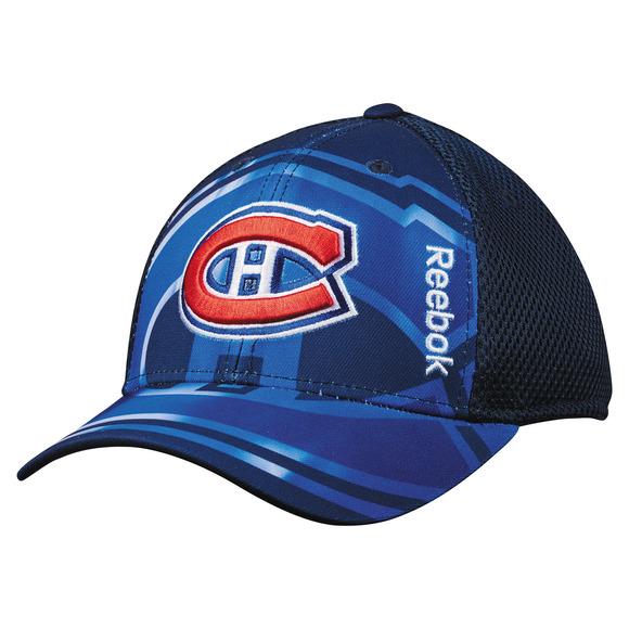 CVT05Z - Men's Adjustable Cap - Montreal Canadiens