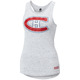 Cracked Logo - Women's T-Shirt - Montreal Canadiens  - 0