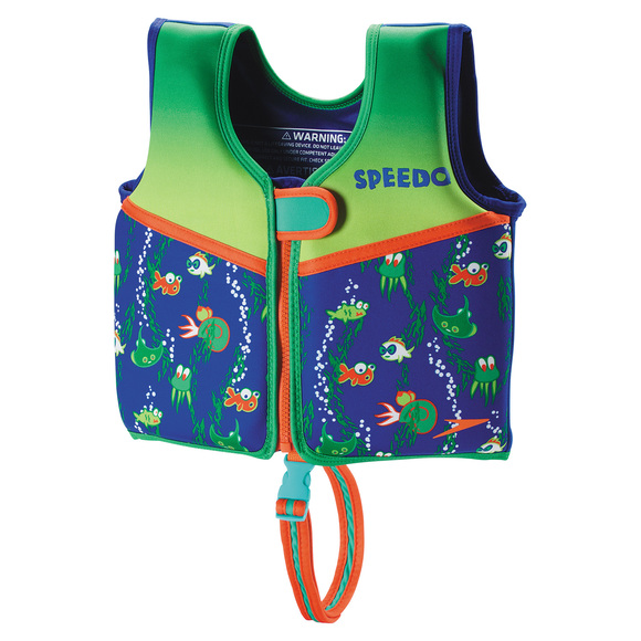 Printed Neoprene - Veste de flottaison pour enfant