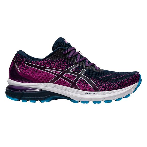 ASICS GT-2000 9 Knit - Chaussures de course à pied pour femme