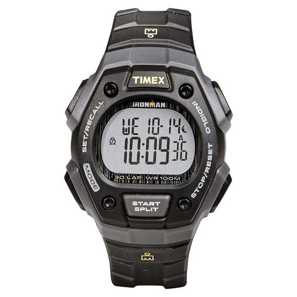 Ironman Classic 30 - Adult Sport Watch-Stopwatch