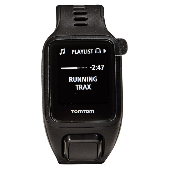 Spark 3 Cardio + Music GPS (Large) - Fitness watch with wrist-based heart rate sensor