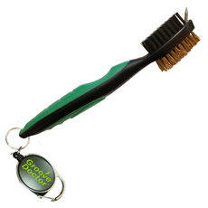 Groove Doctor - Cleaning Brush for Golf Clubs