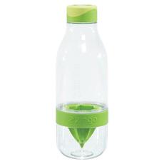 Zingo Clear - Bouteille d'eau presse-agrumes (22 oz)