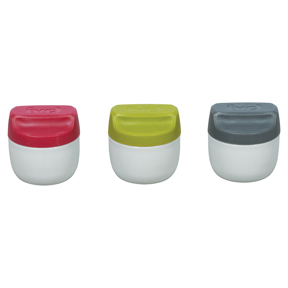 Fuel Condiment - 3-Piece Set