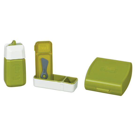 Fuel - 3-Piece Lunch Set