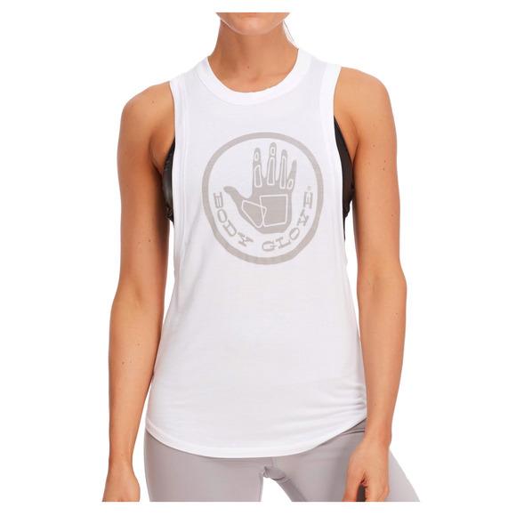 Nora Top - T-shirt sans manches pour femme