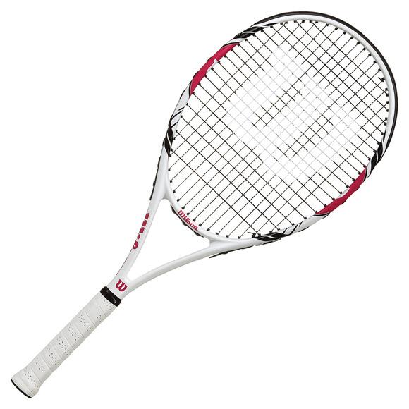 Intrigue 103 - Raquette de tennis pour femme