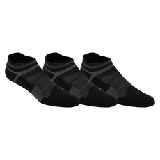 Quick Lyte No Show - Men's Cushioned Ankle Socks  (pack of 3)