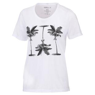 Pretty Palms - T-shirt pour femme
