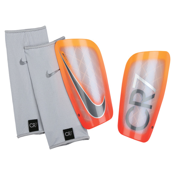CR7 Merc Lite - Adult's Soccer Shin Guards