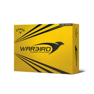 Warbird 17 (12) - Boîte de 12 balles de golf