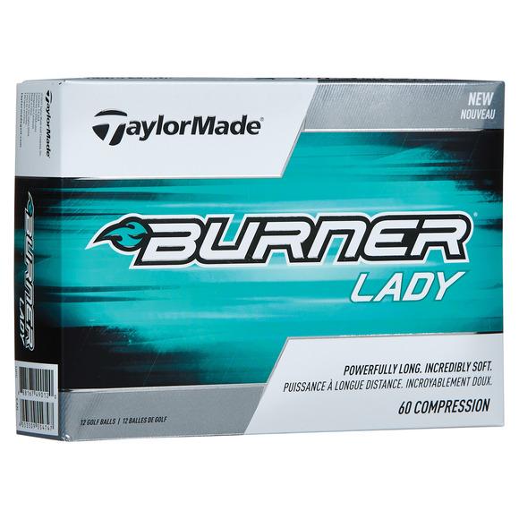 Burner Lady 2017 - Balles de golf