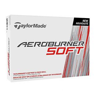 Aeroburner Soft - Golf Balls (12)