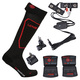 1200 1.0 - Heated Ski Socks Package   - 0