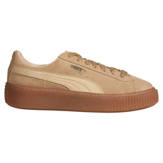Suede Platform - Women's Fashion Shoes