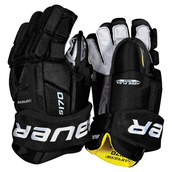 S17 Supreme S170 Sr - Senior Hockey Gloves