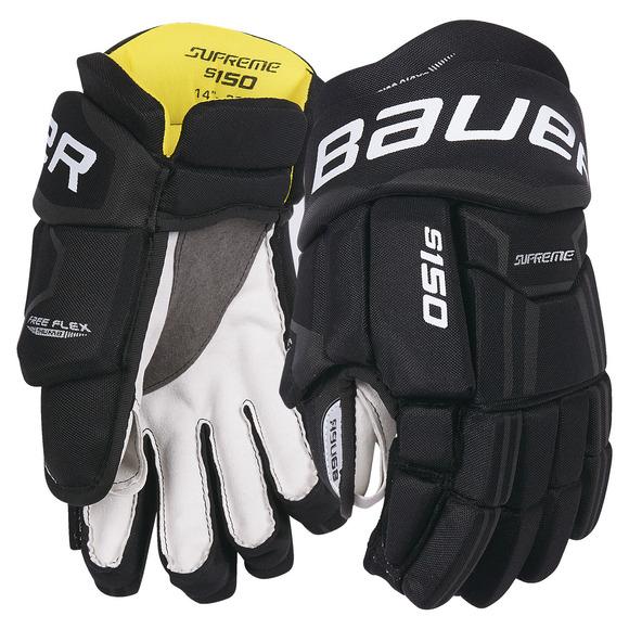 S17 Supreme S150 Sr - Senior Hockey Gloves