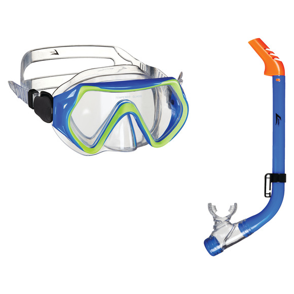 Acapulco Combo Jr - Junior Mask And Snorkel