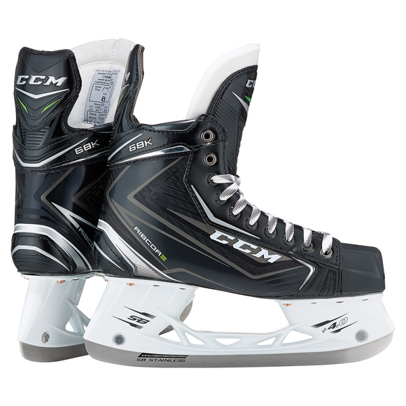Ribcor 68K Sr - Patins de hockey pour senior