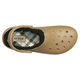 Classic Lined Pattern - Adult's Casual Clogs  - 2