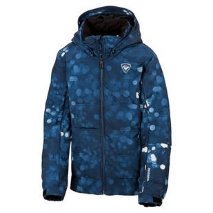 Polydown - Manteau à capuchon pour fille