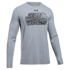 Star Wars - Men's Long-Sleeved Training Shirt