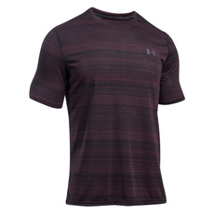 Threadborne Black Twist - Men's Training T-Shirt