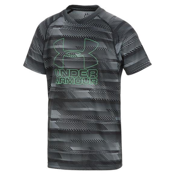 Big Logo Hybrid Jr - T-shirt d'entraînement pour garçon