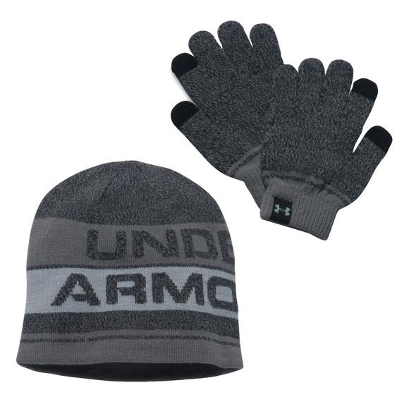 Combo 2.0 Jr - Tuque et gants pour garçon