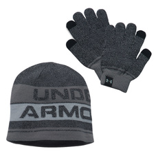 Combo 2.0 Jr - Boys' Beanie and Gloves