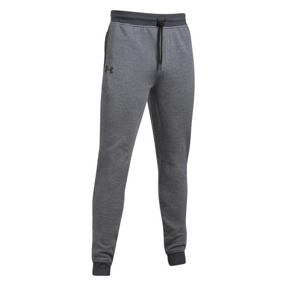 Threadborne Stacked - Men's Fleece Pants