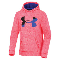 Novelty Big Logo Jr - Girls' Hoodie