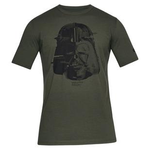 Star Wars Vader - T-shirt d'entraînement pour homme